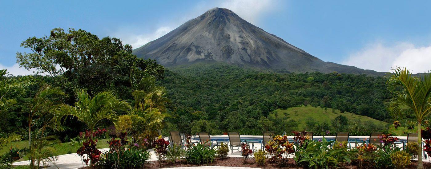 Kioro Hotel Restaurant Arenal Volcano Costa Rica Near Lake Www Facebook