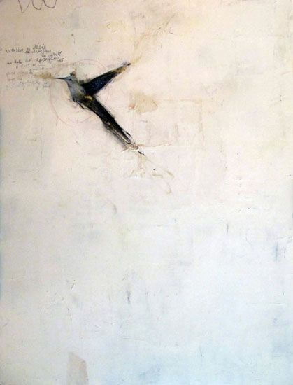 Dominique Fortin | La Fée d'Argent | Paintings