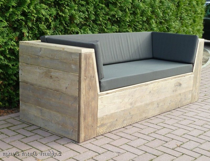 Holz Lounge Selber Bauen  Lounge Sofa Selber Bauen Lounge Sofa