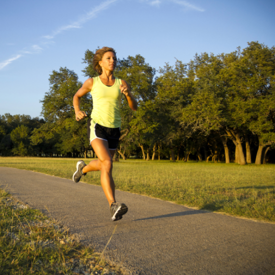 A Few Things Runners Can Do Outside to Get Even Stronger