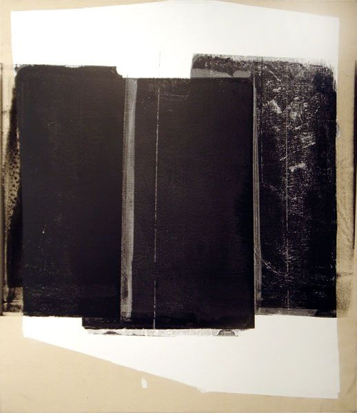 PATRICK ARMSTRONG Untitled (Silkscreen Painting 2)