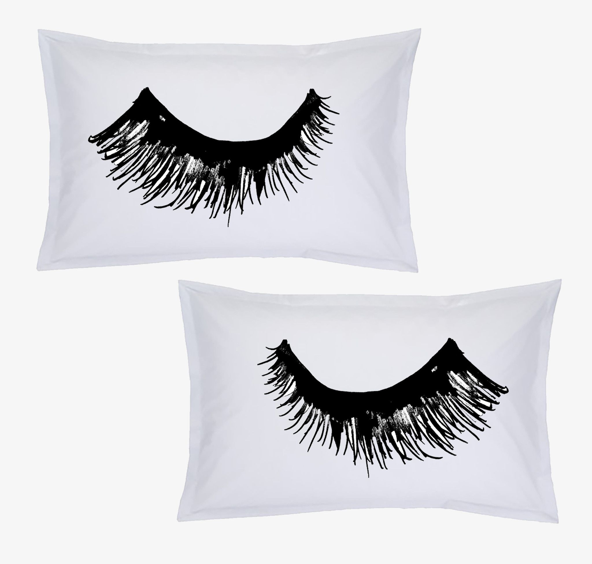 5708d75fffd The Lashes Pillow Cases | betches dream house | Funky home decor ...