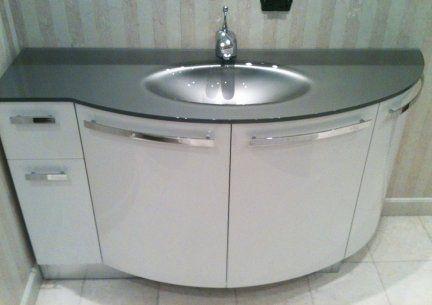 Vendo causa trasferimento mobile bagno come nuovo mai for Vendo mobile bagno