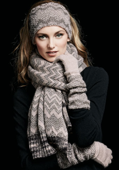 beautiful knit stole  http://rstyle.me/n/t959epdpe