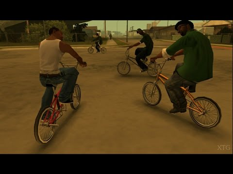 Grand Theft Auto San Andreas Ps2 Gameplay Hd Pcsx2 Youtube