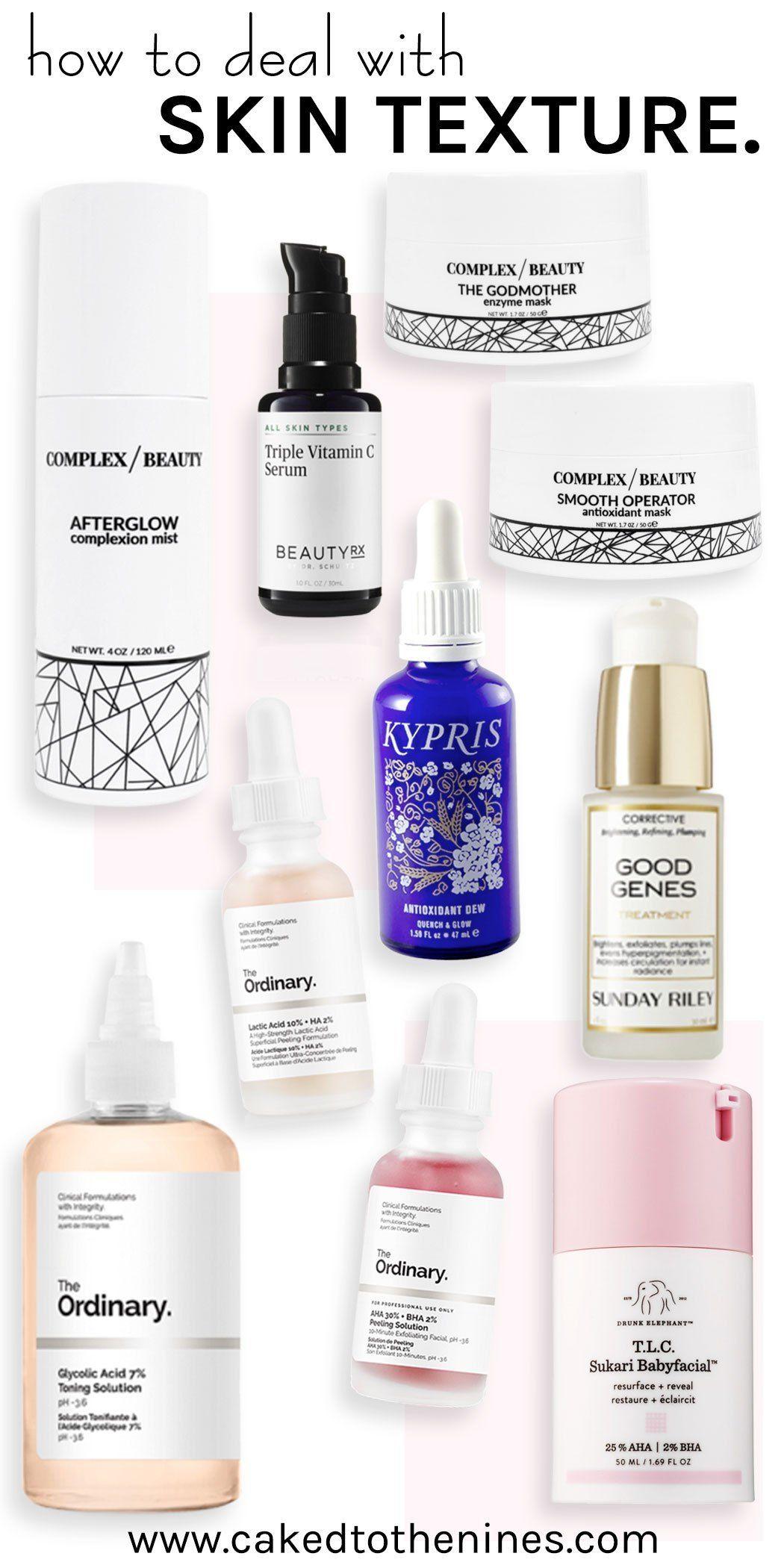 Skin Texture Sensitive skin care, Skin textures, Anti
