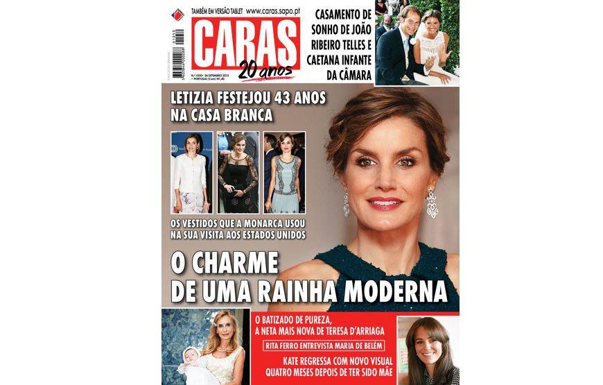 Letizia: O charme de uma rainha moderna