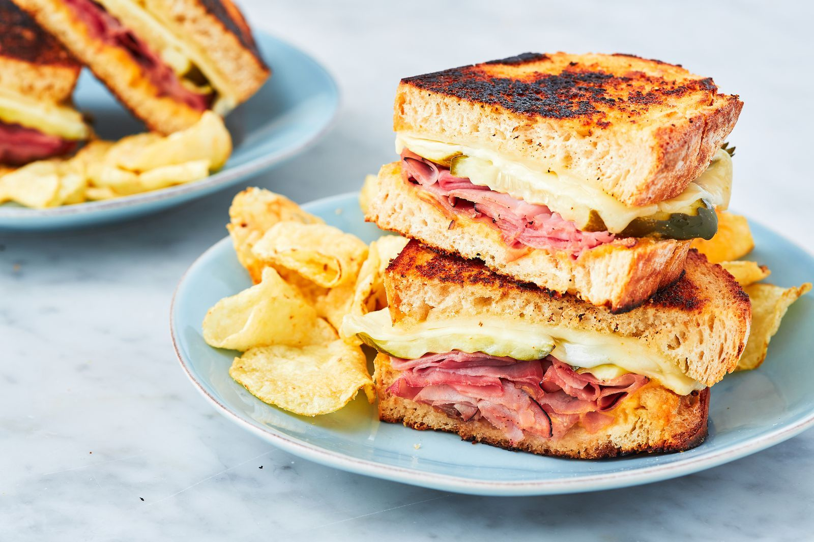Ham Amp Cheese Sandwich