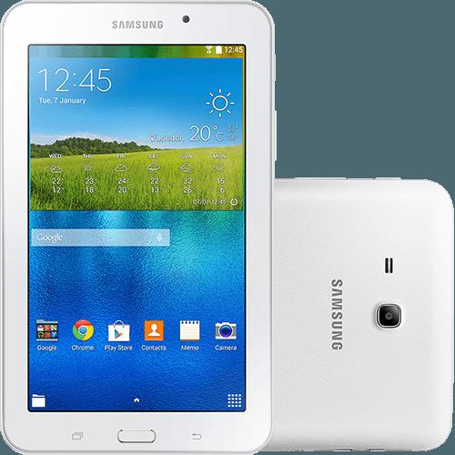 Tablet Samsung Galaxy Tab E T113 8GB - Americanas.com   Wishlist ...