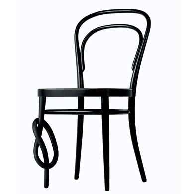 214k Chaise Bistrot Thonet Originale Pied Noue Chaise Design Chaise Bistrot Chaise