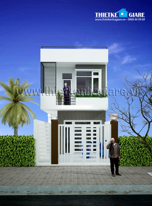 Nha pho tret lau dep petite maison small modern house also lounis ciamasaf on pinterest rh