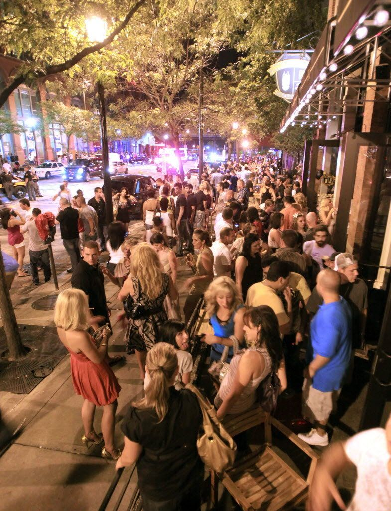 Barley Ohio Club >> Enjoy the night life at Cleveland's West 6th St. a street filled with a number of bars and night ...