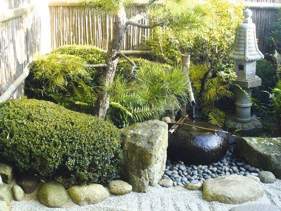 kleiner japanischer garten – usblife, Gartenarbeit ideen