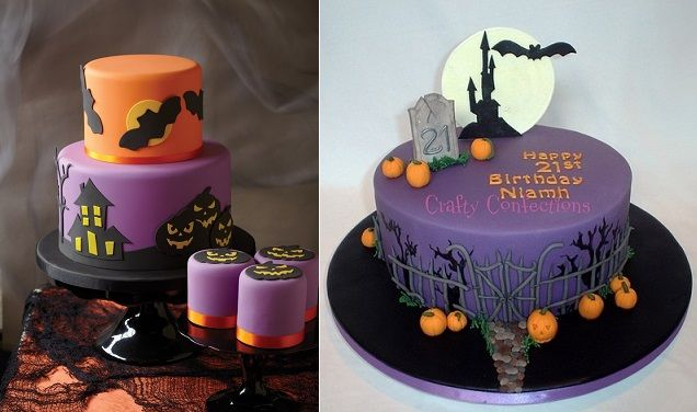 Our Top 10 Halloween Cakes Ideas With Images Easy Cake