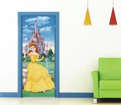 Vintage topdesignshop Wandtattoo Aufkleber und Gravuren Shop Walt Disney Prinzessin Fototapete T rposter f rs Kinderzimmer
