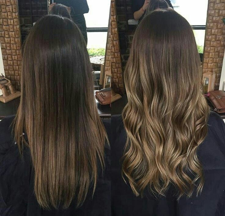 Pinterest Vanessavorasith H A I R In 2019 Balayage