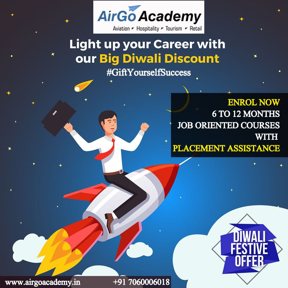 Light up your career with airgoacademy