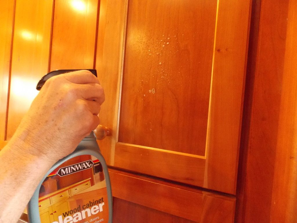 Tips To Clean Your Kitchen Cabinets Cleaning Wood Wooden