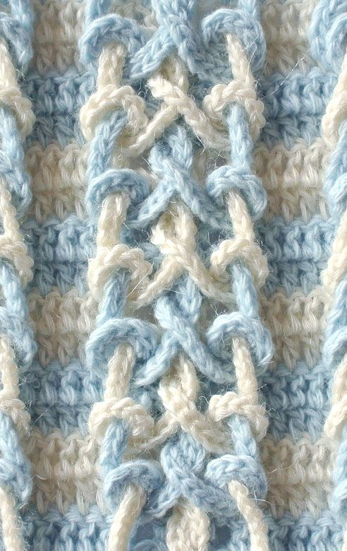 MyPicot | Free Crochet Stitch Patterns | Postres | Pinterest ...