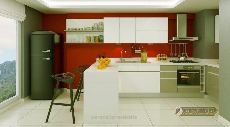 Modern Kitchen Design 2017  Decoration Chief… Modern Kitchen Endearing Kitchen Design Website Decorating Design