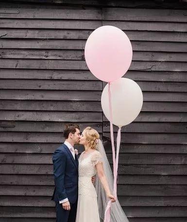 """Weiß RIESIG 36 """"Zoll Ballon ovale Latexballons Große Latexballon Hochzeit Hochzeitsdekor & Party Ballonzubehör"""