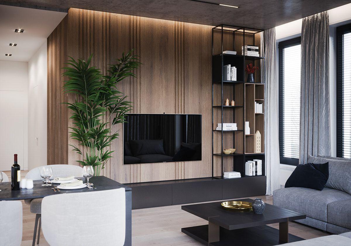 Liberty On Behance Living Room Decor Modern Tv Room Design Living Room Designs