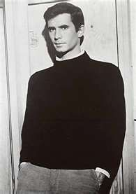 With his unique intense eyes and tall  stature Anthony Perkins gave us a vulnerable prince-like beauty
