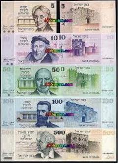 Economy The Shekel Is Money In Israel