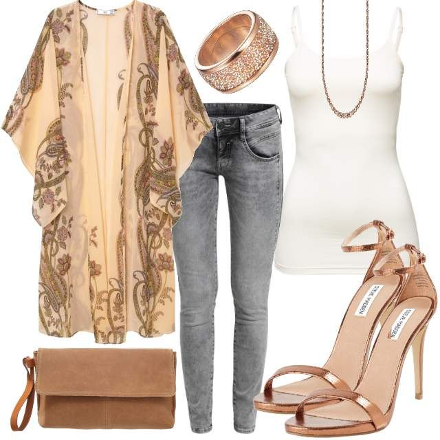 Bronze  #fashion #mode #look #outfit #style #stylaholic #sexy #dress