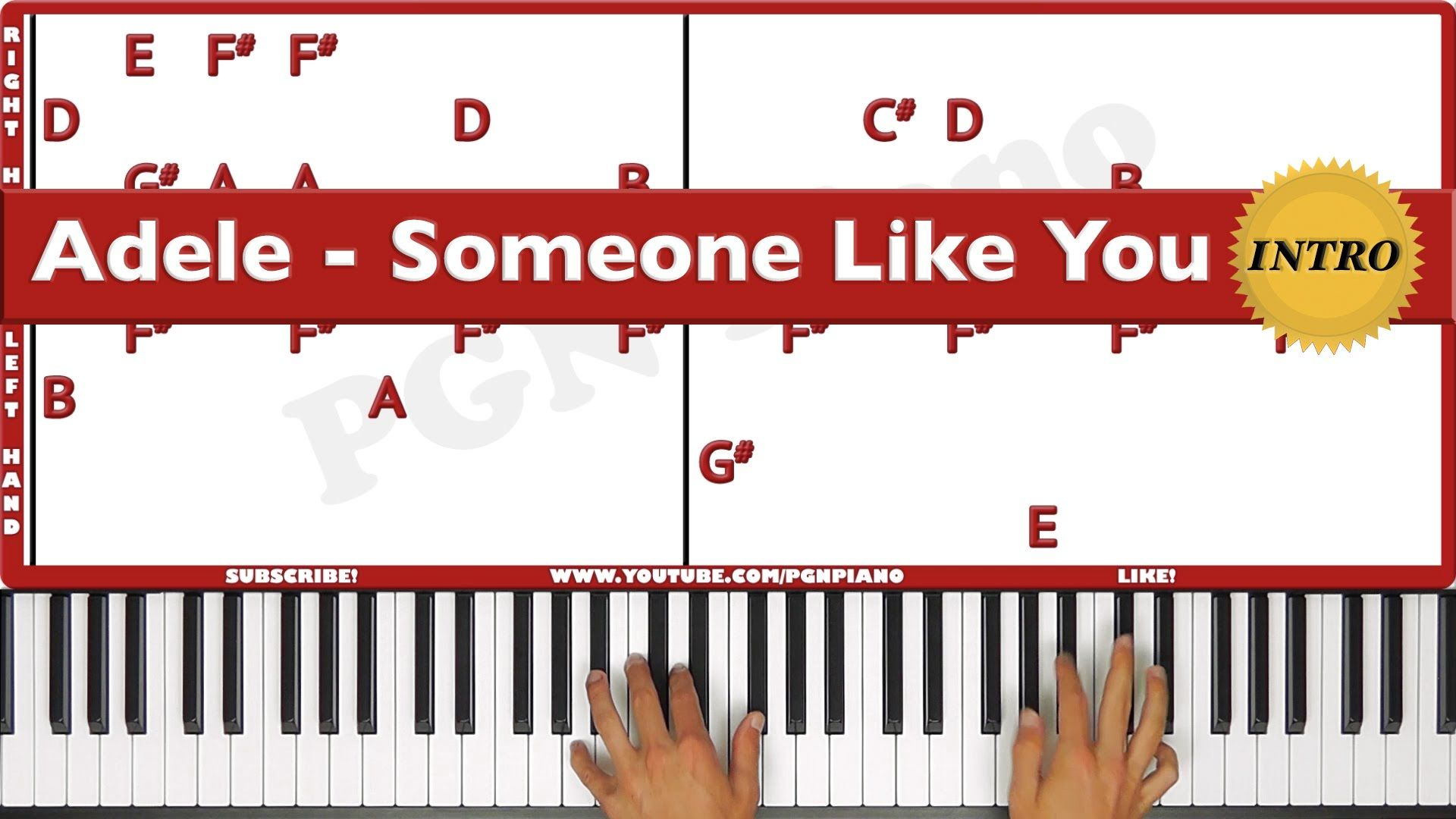 original how to play someone like you adele piano tutorial original how to play someone like you adele piano tutorial lesson baditri Image collections