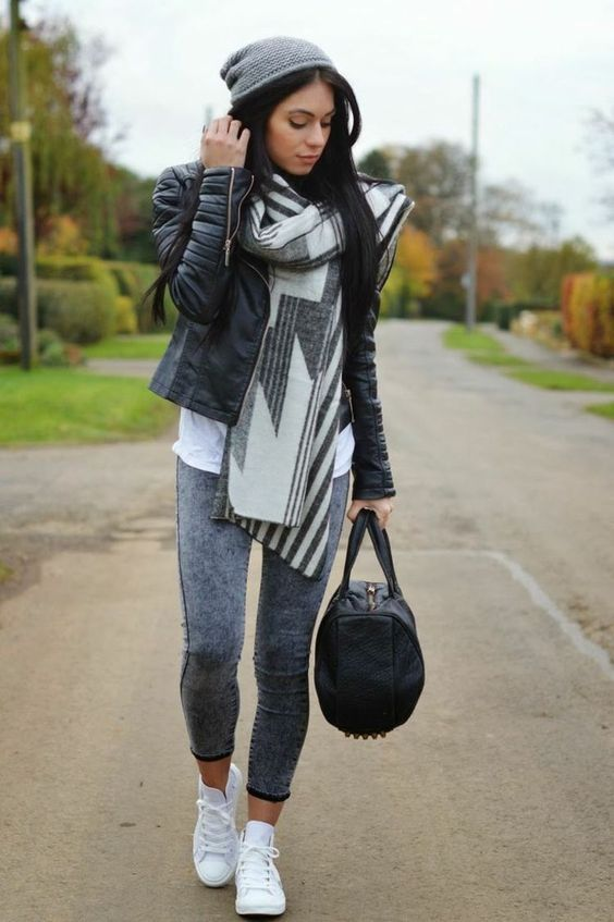 Cute Outfits For School In Winter on Stylevore |Cute Winter Outfits For High School