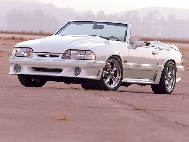 Pin By Alyssha Schafers On Stuff I Like Fox Body Mustang Ford Mustang Convertible Mustang Gt