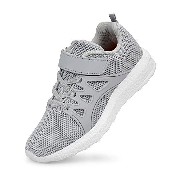Feetmat Kids Sneakers Casual Athletic Running Walking Tennis Shoes Boys Girls