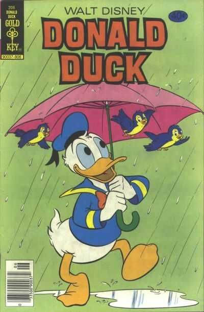 Donald Duck #208 - Rattled Railroader (Issue)