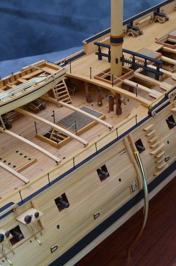 Henry Strub Ship Models Uss Confederacy Model Ships In 2019