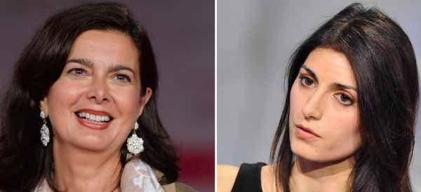 Boldrini e l'annuncio sul nuovo sindaco Virginia Raggi - http://www.sostenitori.info/boldrini-e-lannuncio-sul-nuovo-sindaco-virginia-raggi/239819