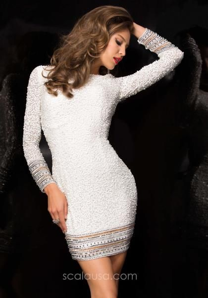 Scala Long Sleeve Dresses