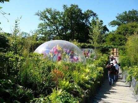 Festival des jardins de Chaumont 2011 : \