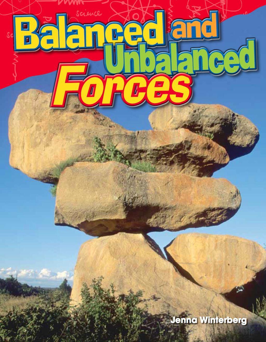 Balanced And Unbalanced Forces Ebook