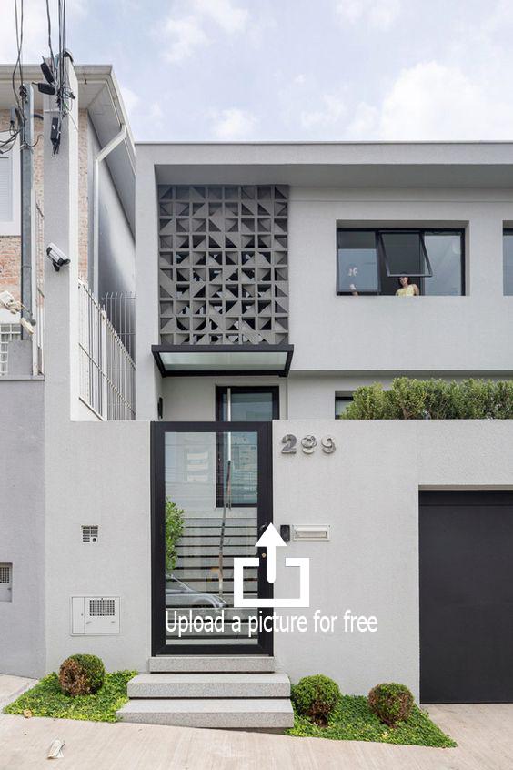 Harga Pagar Rumah : harga, pagar, rumah, Pagar, Rumah, Minimalis, Eksterior, Rumah,, Desain, Modern,, Kecil