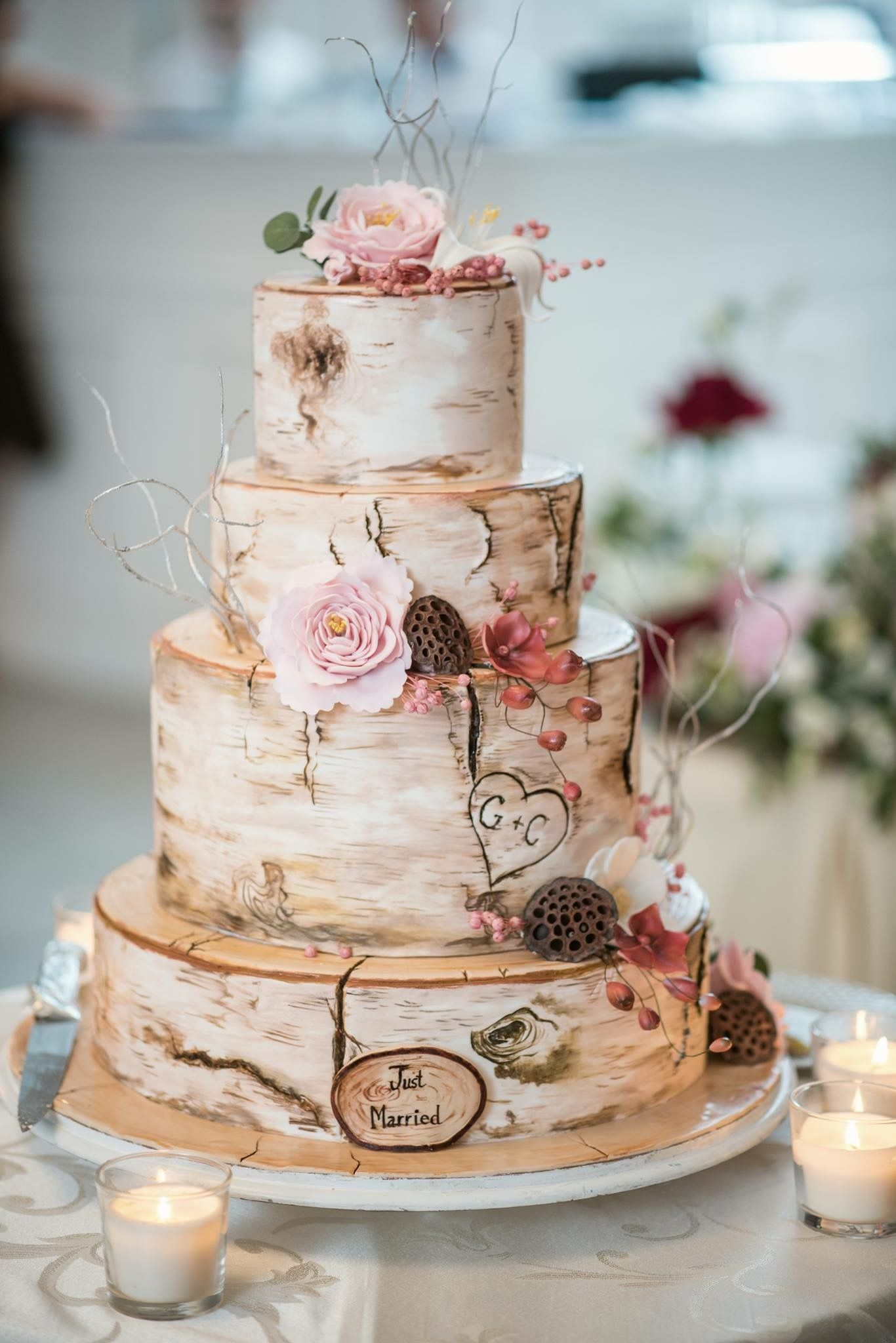 Pin By Andreea Iovanel On Wedding Cakes In