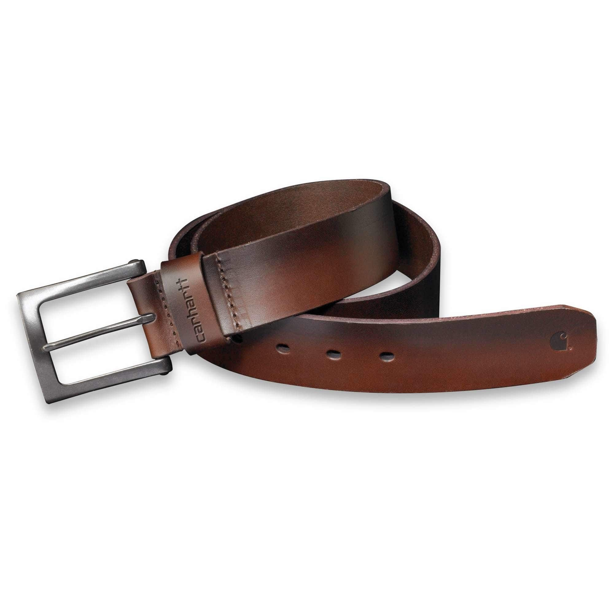 Anvil Belt   Carhartt, Wide leather belt, Leather
