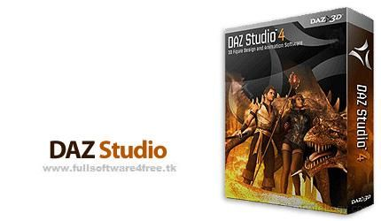 DAZ Studio Pro 4 8 0 55 Full Download | Free and Full