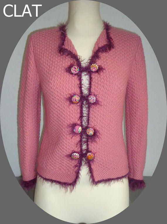 venta caliente online 41560 d6b04 chaqueta chanel original - Buscar con Google | chanel ...