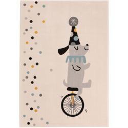 Photo of benuta children's carpet Juno Cream 160×230 cm – carpet for children's room benuta