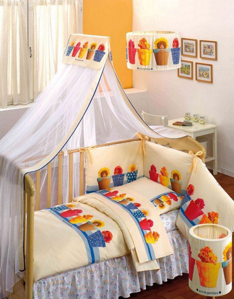 Baby room decorations - Small Baby Nursery With Glamor Cute Decorating Ideas With Baby Crin Featured Net Ideas 27 Inspiring Decor Ideas For Nurseries