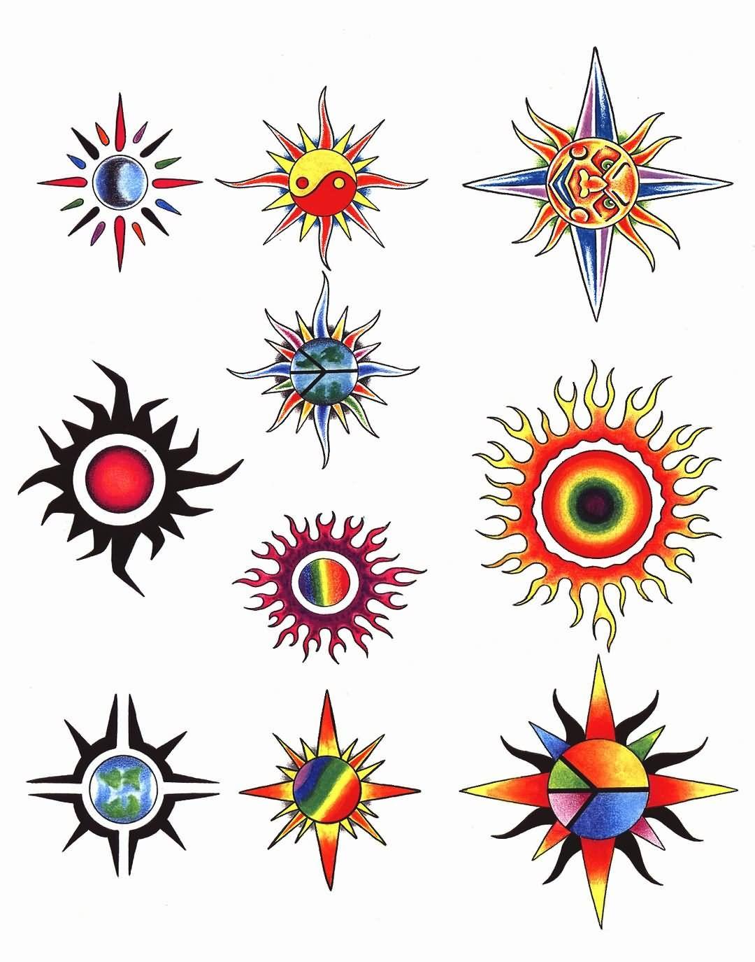 ColorfulSunTattoosDesignsSample.jpg (1080×1375