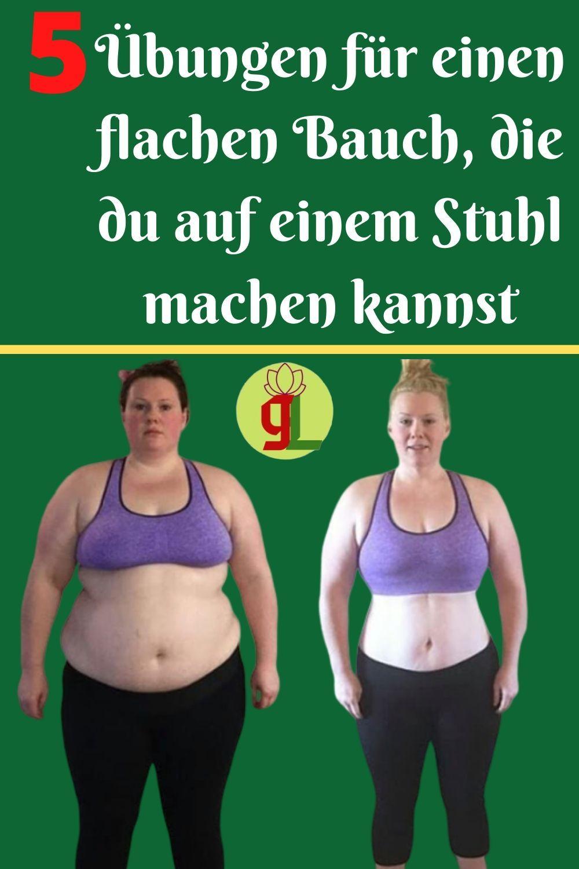 Natürliche Behandlung, um Gewicht im Magen zu verlieren