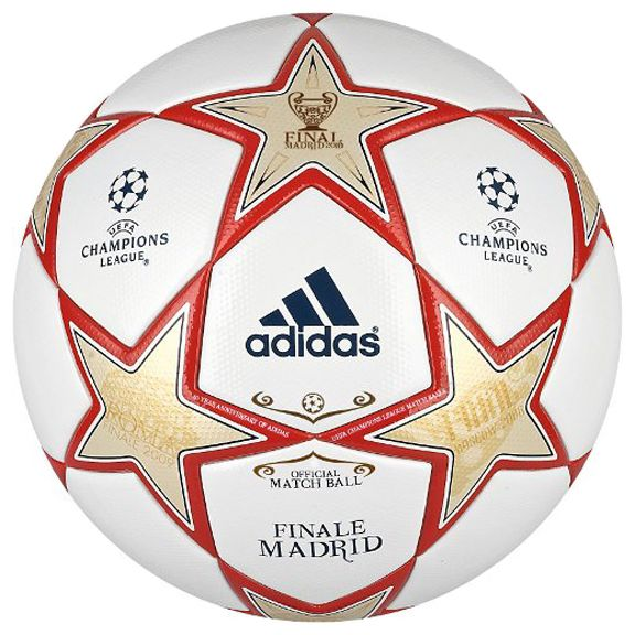 adidas 2010 UCL Finale Madrid Official Match Soccer Ball  http   www. be152b89b25