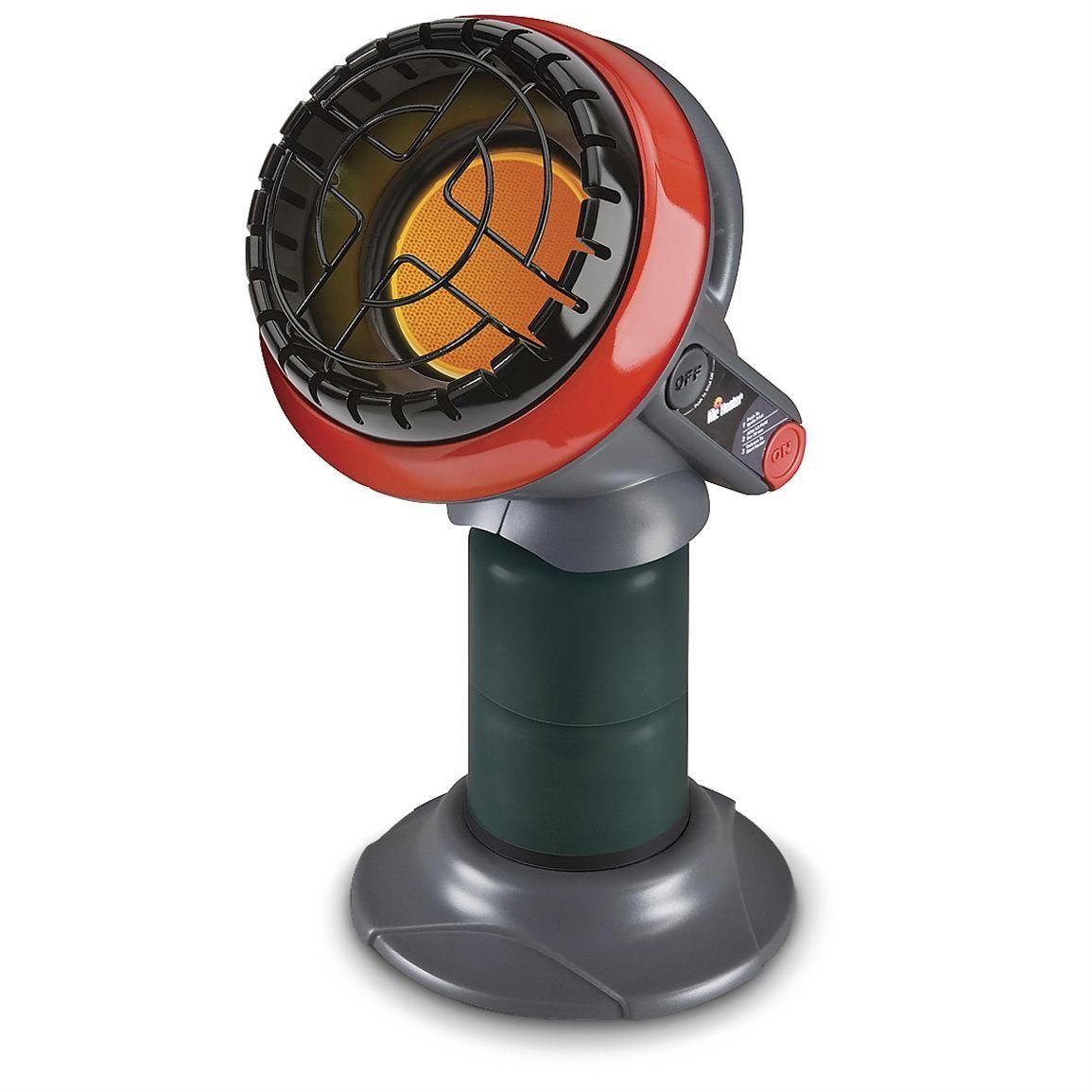 Mr Heater Compact Radiant Propane Heater On Ice Pinterest